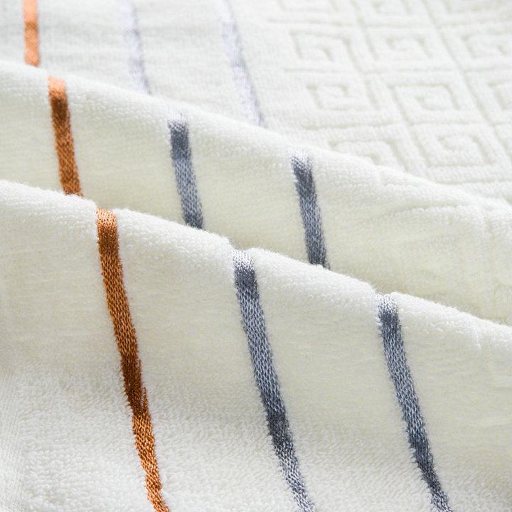 Plaid 100/% Cotton Face Hand Bath Towel  set
